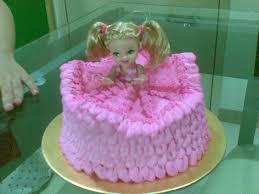Fun In Cake Decorating Princess Cake for my 2 daughters
