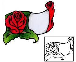 Rose Tattoo Design AAF 02464