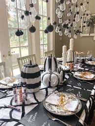 Creative Halloween Table Decorations