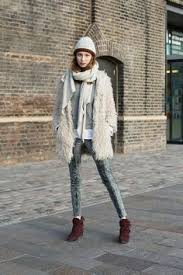 December Winter LayersStreet ChicStreet Style FashionTrendy