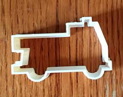 100 Fire Truck Cookie Cutter Cookie And Fondant Cutter Etsy