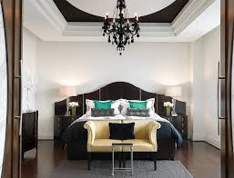 Modern Ideas Black And White Bedroom Bold Bedrooms With Bright Pops Of Color