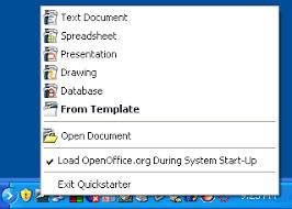 Using the Quickstarter under Windows Apache Open fice Wiki
