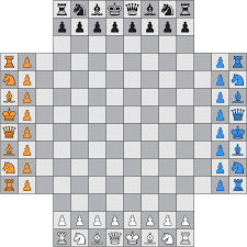 Four Player Chess