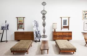 Sam Maloof Rocking Chair Auction by Los Angeles Modern Auctions Sets Record With Asawa Nakashima
