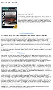 Best Full Size Truck 2013 Cheap Best Hunting Truck Find Deals On Line At Full Size 2017 Top Upcoming Cars 20 What Do You Think Is The Best Looking Fullsize Truck Today And 6 Pickup Trucks Youtube Firstever F150 Diesel Offers Bestinclass Torque Towing Ford Built Tough 2018 Titan Xd With V8 Engine Nissan Usa Full Size 2013 Heavy Duty Hicsumption For 62017 Carrrs Auto Portal