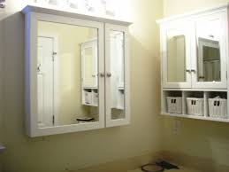 amazing of bathroom medicine cabinet with lights for cabinets