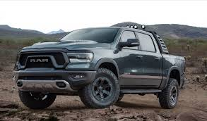 Mopar Showing 2 Modded Trucks At SEMA » AutoGuide.com News