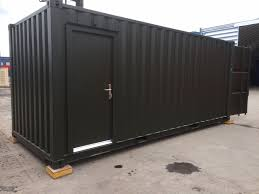 100 Shipping Containers Converted 20ft Container Converted Into Onsite Office