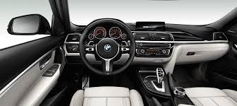 BMW 3 Series Sedan Lines & Equipment