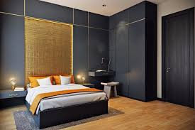 Master Bedroom 10 Bedrooms With Gold Accent Dcor Golden Accents Modern Design Ideas