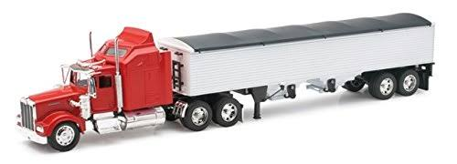 Ray 10773 Kenworth W900 Grain Hauler Long Hauler Toy Truck
