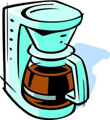 Drawing Of A Coffee Maker