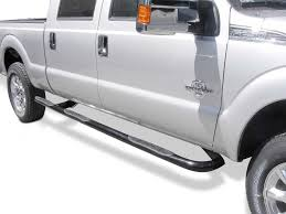 3 In. Round Wheel-To-Wheel Side Bars - Custom Tinting & Truck ...