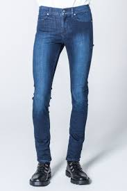 tight ink blue jeans men cheapmonday com