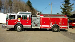 100 New Fire Trucks 1994 Lexington Pemfab Pumper Used Truck Details
