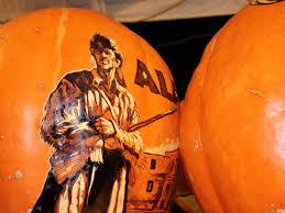 Roger Williams Pumpkin by Jack O Lantern Spectacular Pumpkins On Display Through Nov 5