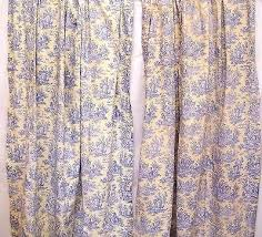 Waverly Fabric Curtain Panels by Toile Curtains Blue Photo 5 Of Incredible Blue Curtains And Decor