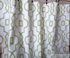Moroccan Lattice Curtain Panels by Moroccan Style Inspired Quatrefoil Curtain These Unique