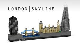 LEGO Skyline London & Chicago Event at Barnes & Noble
