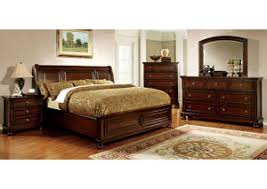 Eastern King Platform Bed by Sweet Dreamzzz Bedding U0026 Furniture Northville Dark Cherry Queen