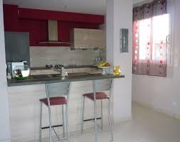 deco cuisine ouverte enchanteur idee deco cuisine ouverte sur salon et decoration