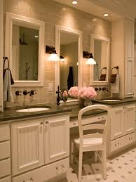 Bath Vanities With Dressing Table by Diy Farmhouse Bathroom Vanities Thewhitebuffalostylingco Farm