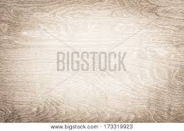 Poster Of Light Wood Texture Background Surface Table Top View Vintage