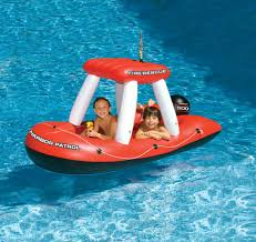 Walmart Canada Halloween Inflatables by Fireboat Squirter Inflatable Pool Toy Walmart Com