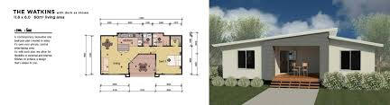 100 3 Bedroom Granny Flat The Watkins 1 Parkwood Homes