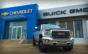 Custom Trucks @ Grizzly Trail Motors Barrhead Chevrolet