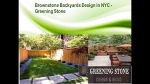 Brownstone Backyards Design NYC - Greening Stone - YouTube Best 25 New York Brownstone Ideas On Pinterest Nyc Dancing Under The Stars Images With Awesome Backyard Tent Chicago Retractable Awnings Nyc Restaurant Bar Rollup Awning Brooklyn Larina Backyards Outstanding Forget Man Caves Sheds Are Zeninspired Makeover Video Hgtv Tents A Bobs On Marvelous Toronto Staghorn Brownstoner Outdoor Happy Hours In York City Travel Leisure Garden Design Patio And Brownstone We Landscape Architecture