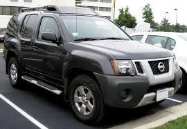 Nissan Xterra - Wikipedia