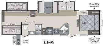 New 2015 Keystone RV Premier Ultra Lite 31BHPR Travel Trailer At
