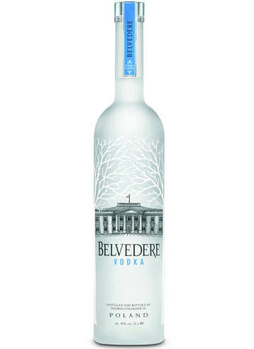Belvedere Pure Vodka - 70cl