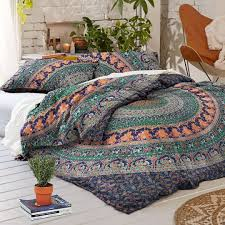 Trippy Bed Sets by Popular Mandala Bedding Set Boho Duvet Covers Royal Furnish
