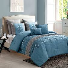 Brown And Teal Bedding Full Size forter Sets Bedroom Queen