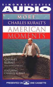 Book Cover Image Jpg More Charles Kuralts American Moments