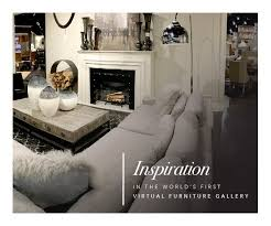 Inspiration In The Worlds First Virtual Furniture Gallery