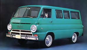 100 Family Truck And Vans 1964 Dodge A100 Sportsman Wagon One Of Detroits Answers To The VW