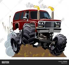 Cartoon Monster Truck Vector & Photo (Free Trial) | Bigstock Monster Truck Cartoon Png Clipart Picture Front View Clipartlycom Red 2 Trucks For Kids Youtube Stock Illustration Set Four Cars Isolated Truck Vector Handpainted Tractor 966831 Carl The Super And Hulk In Car City Adventures Educational Artoon Video For Jam Trios Stickers From Smilemakers Cartoon Happy Funny Off Road Military Looking Like Monster Toy Cartoons Royalty Free Image
