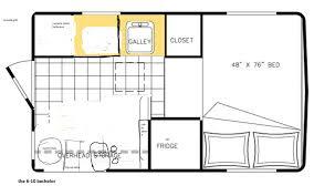 Plans Wonderful 3 Design Your Own Rv Floor Plan Dream Camper Contest