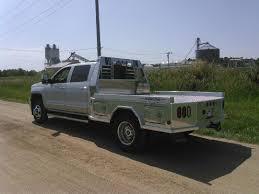 100 Bradford Built Truck Beds Aluminum 4Box Utility