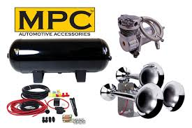100 Train Horn Kits For Trucks Amazoncom MPC Huge Triple Air Kit With 100 Duty 150