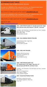 Schneider National Truck Driving School Reviews Pdf Catalog No ... Schneider National Trucking Green Bay Wisconsin Best Truck 2018 Driving Company Image Kusaboshicom Henderson Jobs For Otr Long Haul Drivers Picking My Own Freight Baby My Journey To Of Being On School Review Naval Service Traing Mand Cramer Talks Ceo Chris Lofgren Wikipedia Intertional Rates Come Down A Bit But Problems Persist Shippers Wsj Posts Facebook