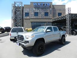 2018 Used Toyota Tacoma SR5 At Watts Automotive Serving Salt Lake ... 2018 Toyota Tacoma Trd Pro Review Digital Trends New Off Road Double Cab 6 Bed V6 4x4 Safety Most Midsize Pickups Are Rated Poorly Is Best Popular Hyundai Cars Toyota Trucks Sr5 Access I4 4x2 Automatic At Sport In San Jose T181151 2017 Autoguidecom Truck Of The Year Check Out These Rad Hilux Trucks We Cant Have Us Officially A Legend The Car Guide Reliable Motor Vehicle I Know Of 1988 Pickup