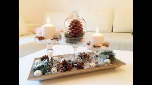 diy winterdeko für das wohnzimmer winter dekoration