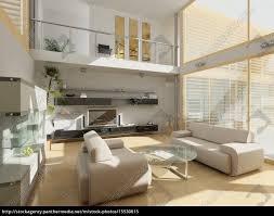 lizenzfreies bild 15530015 modernes wohnzimmer mit großen