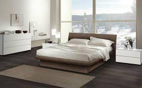 die möbel für die schlafzimmer holzbett mit modernem design