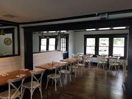 The Dining Room At Heritage Table